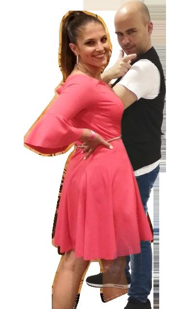 jose y mari angeles profesores de bailes de boda