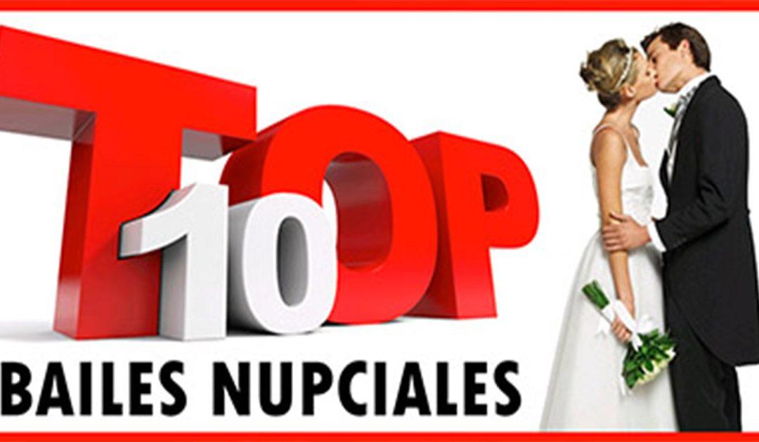 TOP 10 Bailes de Novios 2020