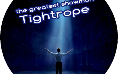 Tightrope ¨the greatest showman¨