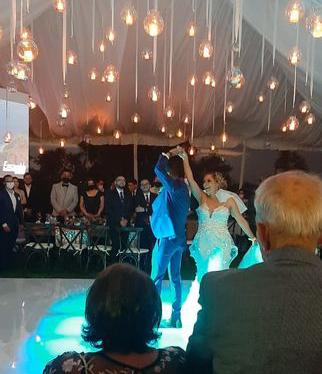Baile de boda aguascalientes mexico