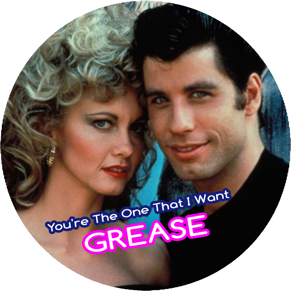 WEDDING DANCE COMPANY GREASE You're The One That I Want FLASHMOD