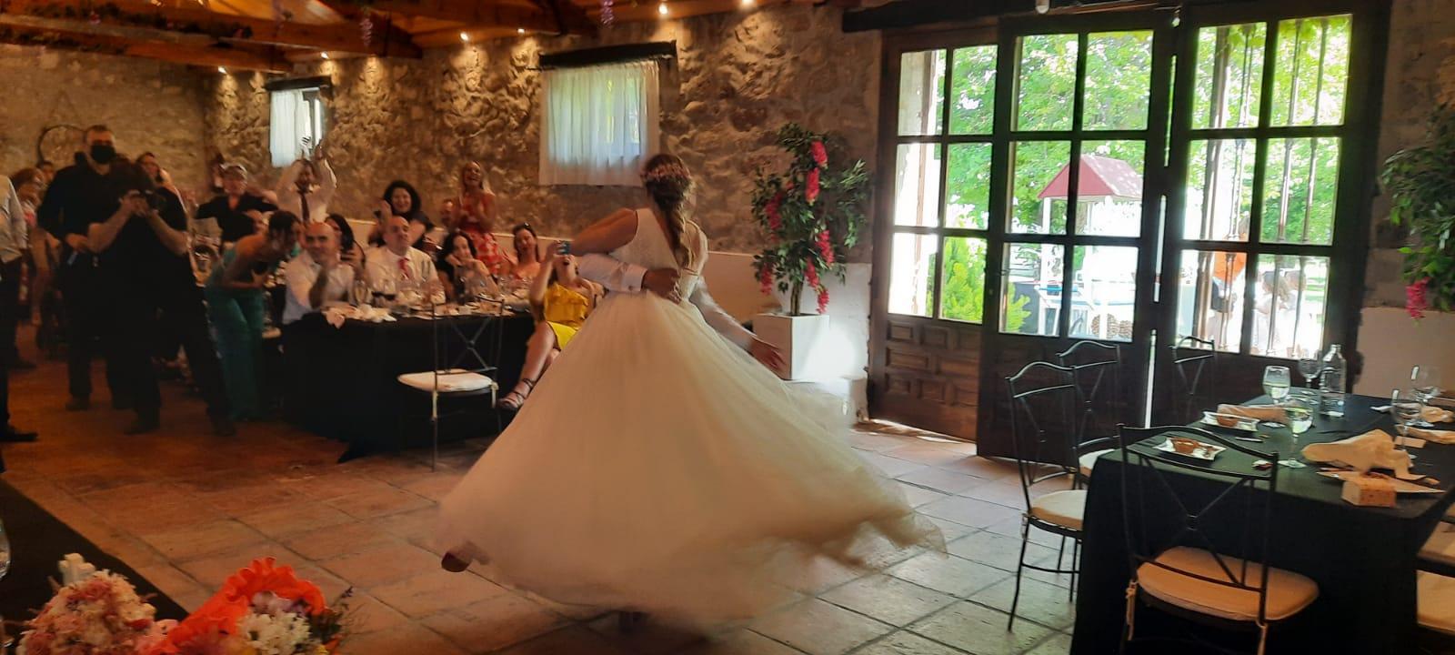 preparar el baile de boda madrid